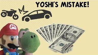 SPB Movie Yoshi's Mistake!