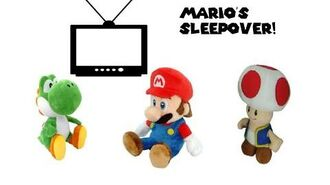 SPB Movie Mario's Sleepover!