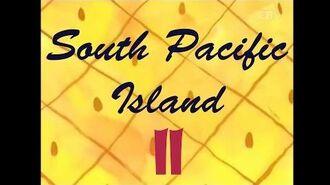 SpongeBob Music South Pacific Island II