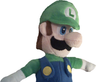 Luigi PNG UPDATED