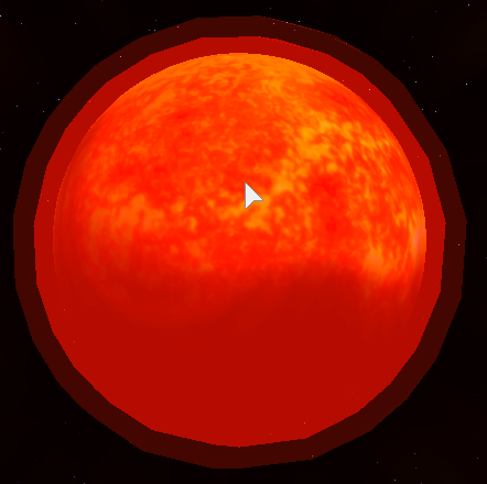 Red God Star | The Super Power Training Simulator Wiki