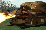 Flame Tank 1995