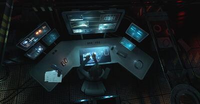 Wraith's Command Centre