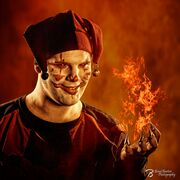 Dallas-Fort-Worth-Horror-Photography-Jesters-Flame