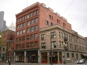 Seattle Quilt Building