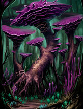 Purplefungus
