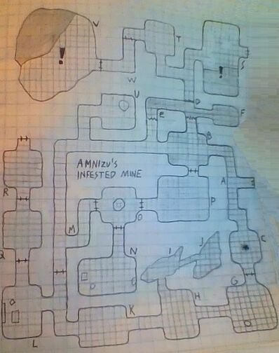 Amnizu's Infested Mine