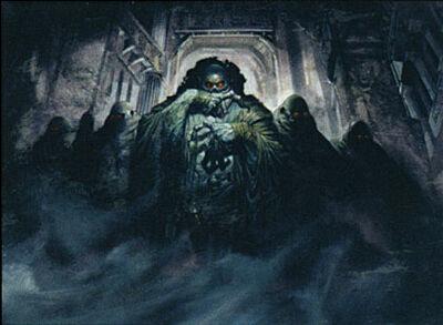 - Janus the Wraith Knight - Slain by Kain