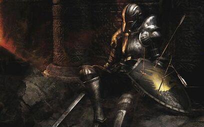- Crestfallen Knight -