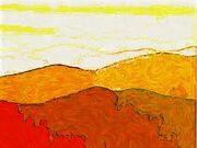 Blazing Mountains
