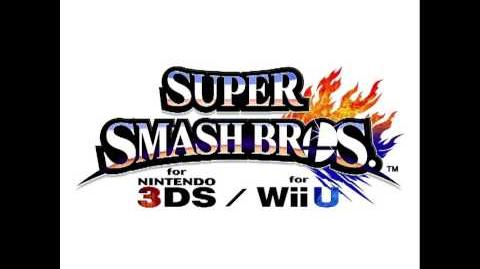 Super Smash Bros. for Wii U 3DS Theme