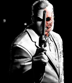 Two-Face Gun