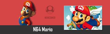 N64 Mario