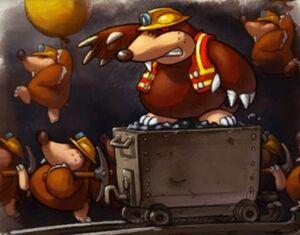 Mole-Miner-Max
