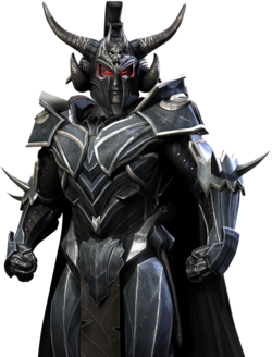 Ares Injustice