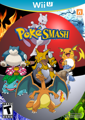 PokeSmash Box Art