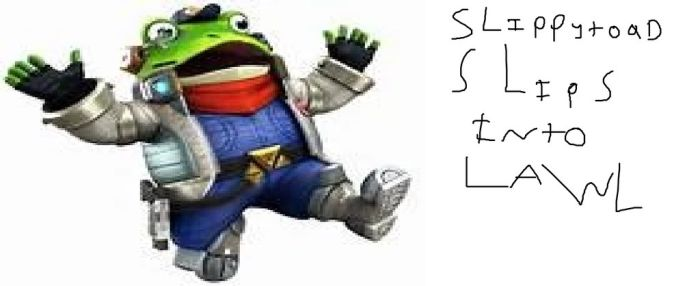 Image Slippy Toad Super Smash Bros Meme Wiki Fandom Powered By