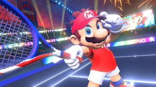 MTA Mario Tennis Outfit