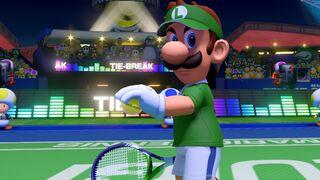 MTA Luigi Tennis Outfit
