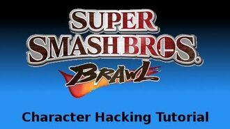 Super Smash Bros. Brawl Character Hacking Tutorial