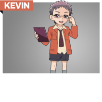 CharactersProfile Kevin