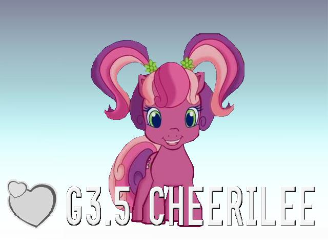 G3 5 Cheerilee Super Smash Bros Toon Wikia Fandom