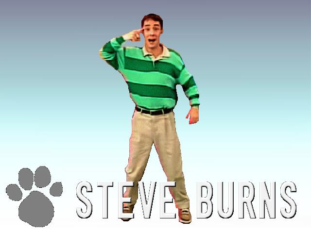 Steve Burns Super Smash Bros Toon Wikia Fandom