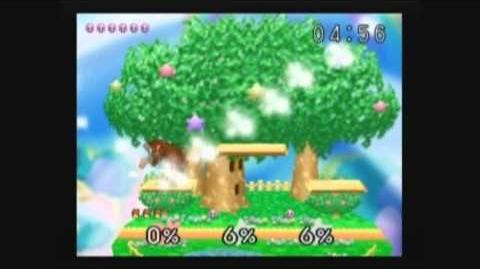 Kirby Team in 10 Seconds as DK
