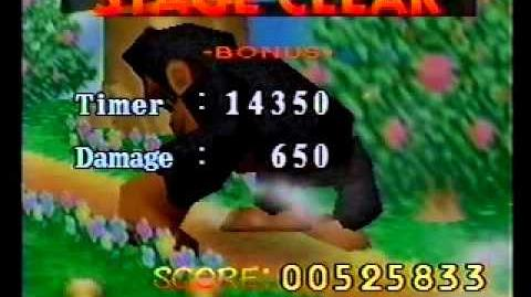 Super Smash Bros (N64) Speed Run - Classic Mode (Without Deaths) - Donkey Kong