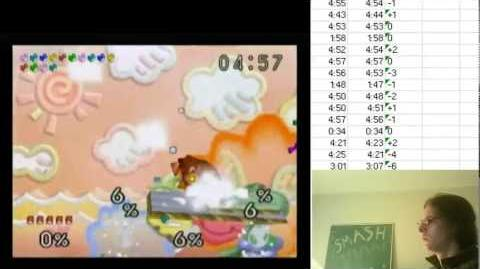 Yoshi Team in 14 seconds