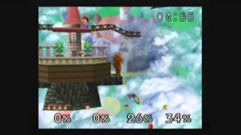 Mario Brothers in 6 seconds with DK