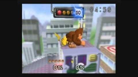 Pikachu in 3 seconds as DK