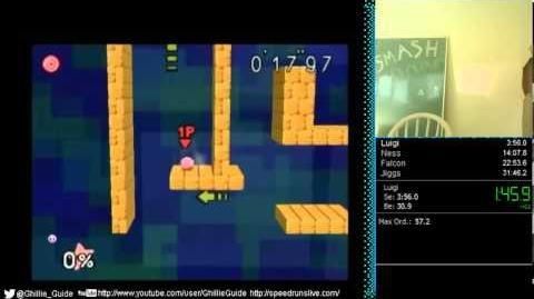 Unlock Luigi in 3 22