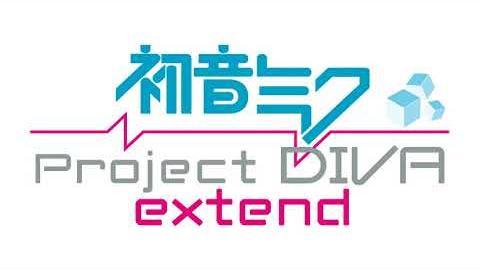 Hatsune Miku -Project DIVA- extend | Vocaloid Wiki ...