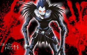 Death Note WallPaper Ryuk by frey84