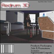 Redrum 3D Magazine.oct 0001