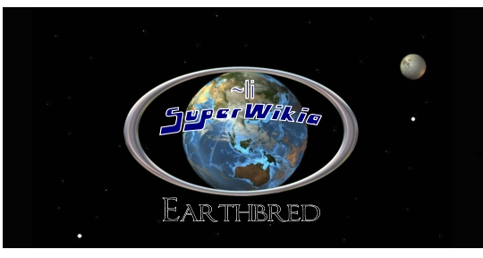 SuperWikia Earthbred Expo Flag