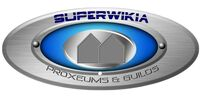 SuperWikia Proxeums & Guilds Logo 1.0
