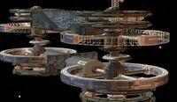 SuperWikia Luxury Spacestation; 'Tiava Station 21'