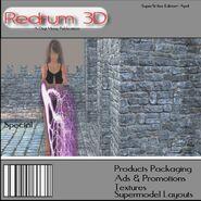 Redrum 3D Magazine apr 08