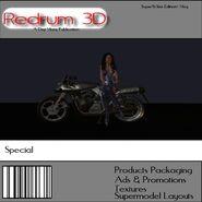 Redrum 3D Magazine- may 08