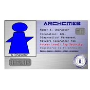 ArchCities Site ID Badge