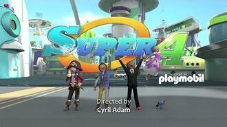 SUPER 4 - Opening