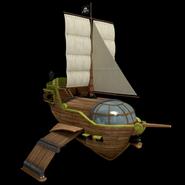 Pirate mode