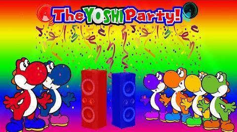 Super AniMario Bros The Yoshi Party (S1, EP5)