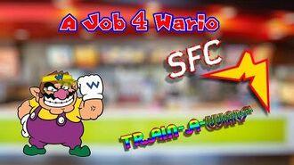 Super AniMario Bros A Job for Wario (S1, EP9)