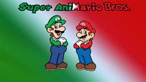 Super AniMario Poster