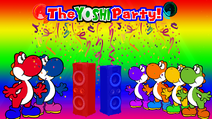 The Yoshi Party!