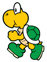 Super mario koopa troopa 2d by joshuat1306 dc6oupg-fullview