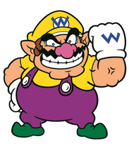 2D Wario